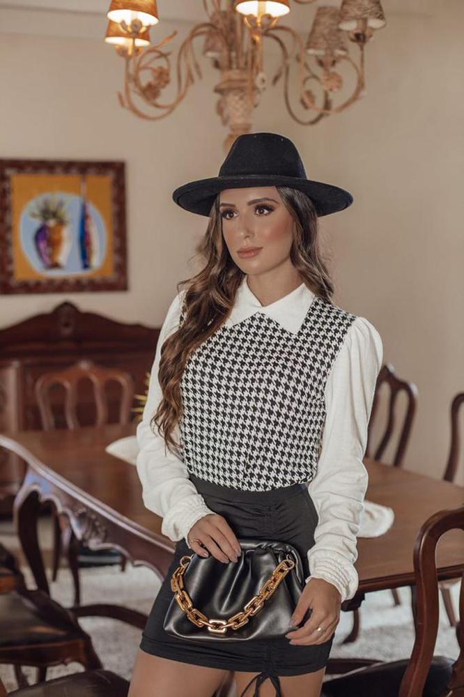 Blusa Renne - Piedepoule